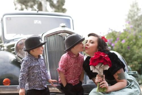 Mew Wedding - Little gentlemen