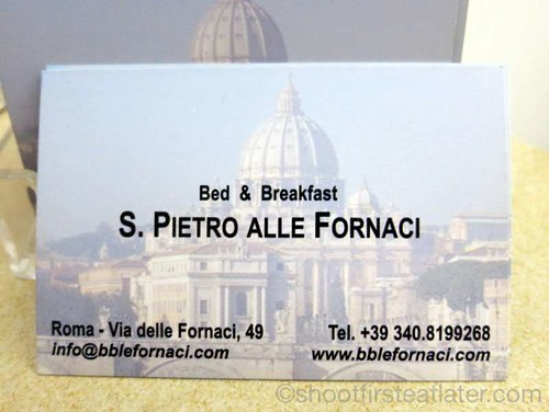B&B San Pietro Alle Fornaci-025