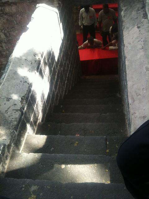 Aapravasi Ghat 16 Steps
