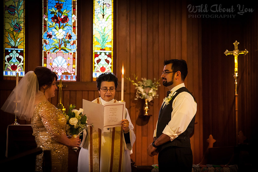 Rita marie sergio s last minute chapel wedding wild Cancelling a wedding at the last minute