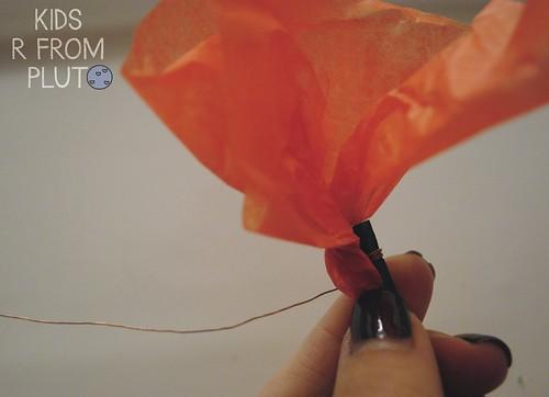 Halloween Candy Bouquet-7