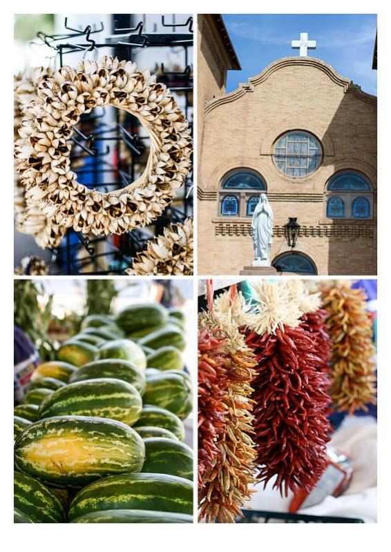 New Mexico Farmers Market
