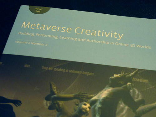 Metaverse Creativity by CapCat Ragu