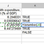'But what does it mean?': Analyzing data (spreadsheets continued)