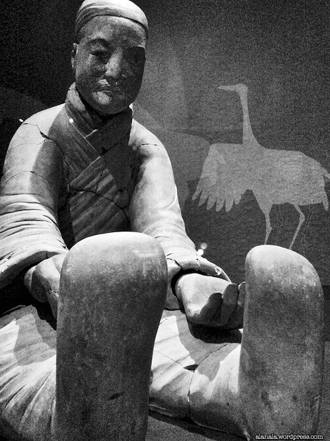 A Sitted Terracotta