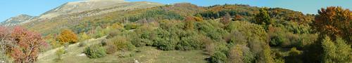 Autumn colors in Prada Alta - Costabella