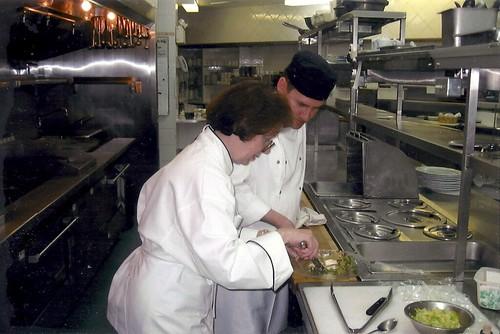 Auberge Hatley - October 2002