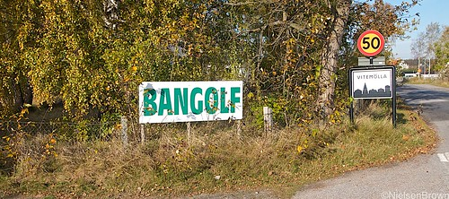Ban golf