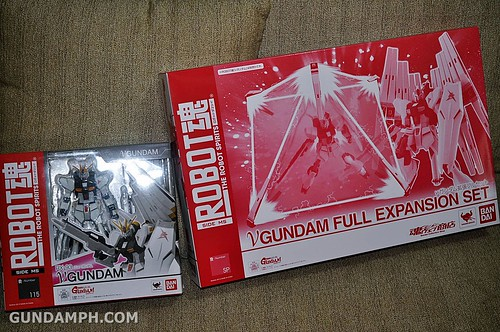 haul RD Nu gundam with full extension set (3)