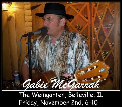 Gabie Mcgarrah 11-2-12