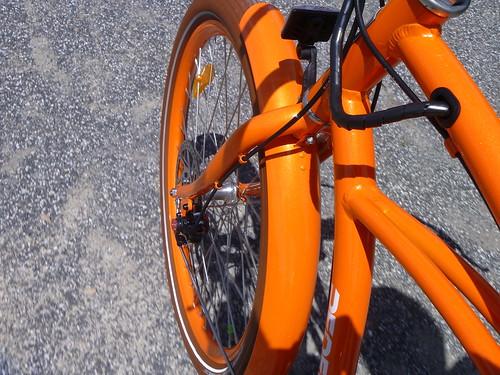 Pedego - Really Really Orange