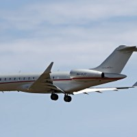 VistaJet 9H-VJT Bombardier Global 6000 #YYZ