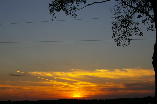 Mid-October Sunset