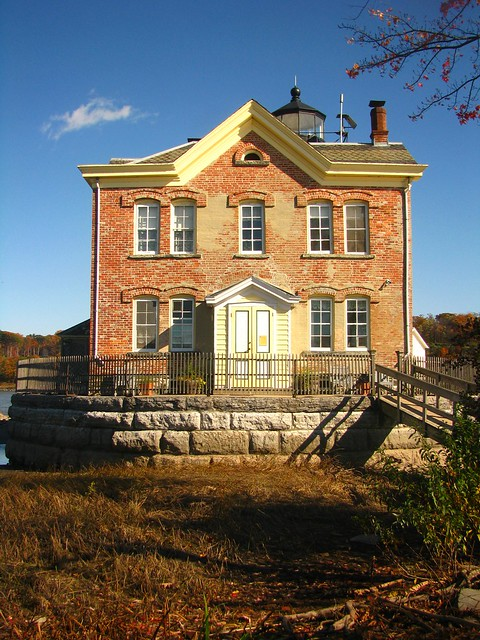 The Saugerties Lighthouse - Sweet and Savoring
