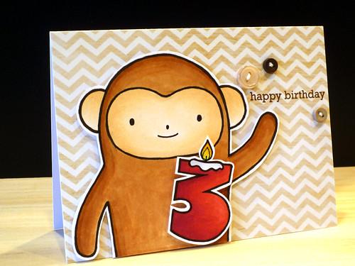 Monkey @ 3