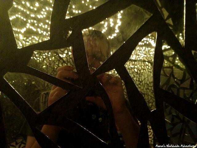 Hall of Mirrors--Self Portrait