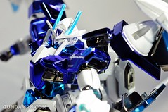 ANA 00 Raiser Gundam HG 1-144 G30th Limited Kit OOTB Unboxing Review (82)