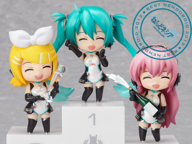 Nendoroid from Vocaloid series