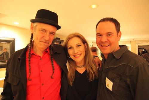 Stephen DeAngelo, Cheryl Shuman, Troy Dayton by CherylShumanInc