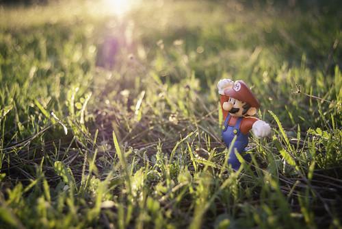 """187/365 """"Mario Sunshine"""" by Flickr Jiménez (Pedro Nog)"""