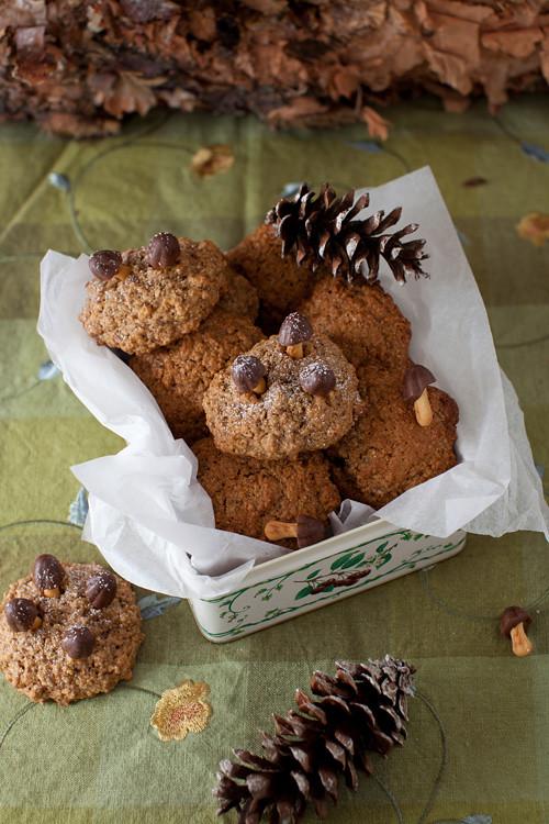 Oat Bran Healthy Cookie 5