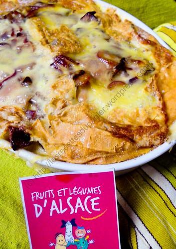 Munstiflette / Munster Cheese Casserole