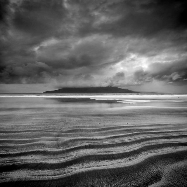 Clouds over Rum