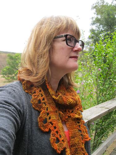 Mapleton scarf (test)