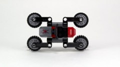 76004 Spider Cycle Wheels Out Top
