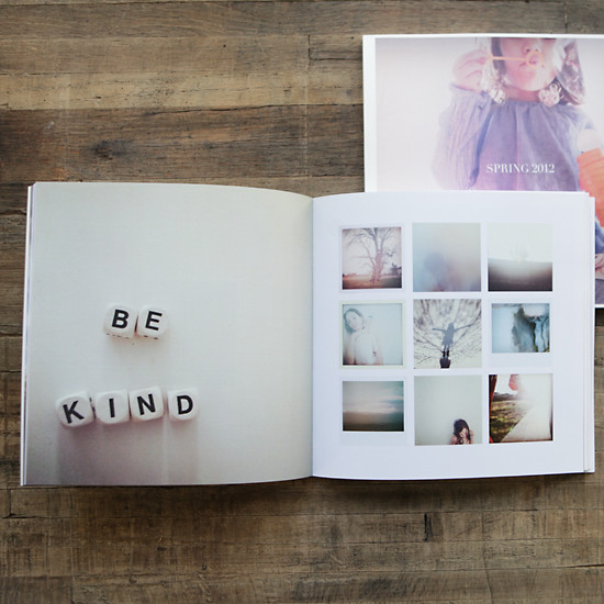 Turn Your Instagram Pics Into a Book with Artifact Uprising
