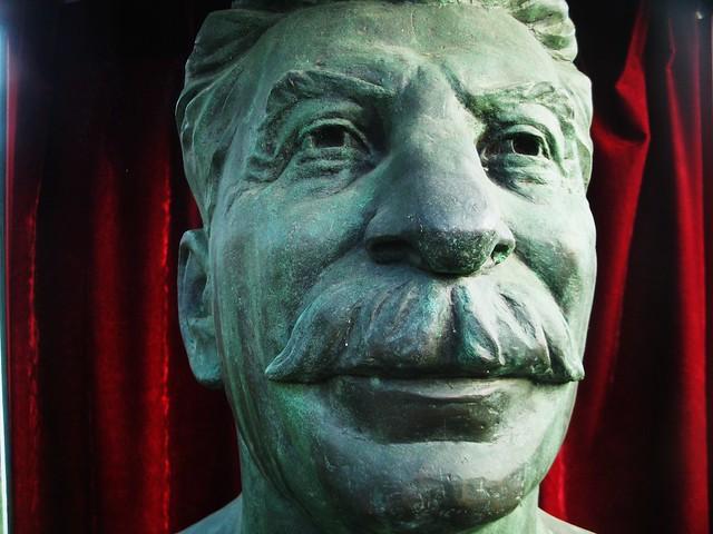 Beeld van Stalin