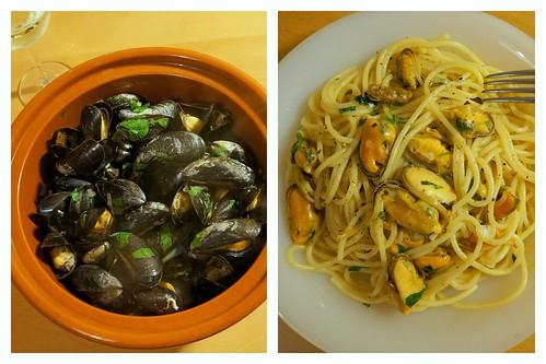 mussel feast