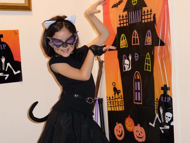 halloween - cat costume