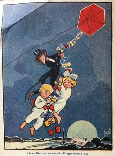 Family postcards circa early 1920s