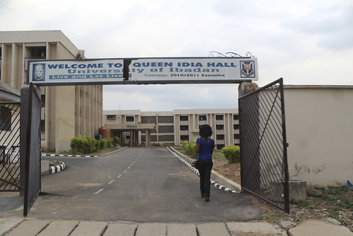 Queen Idia Hall - University of Ibadan by Jujufilms