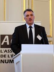 Pierre Alzon, Président de l'ACSEL