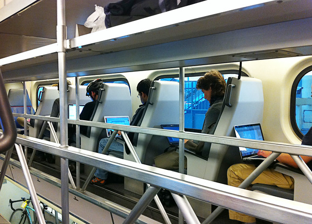 Virtual Commute