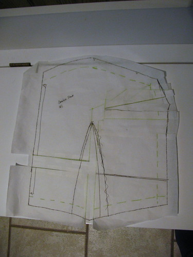 Bodice Front 3.0
