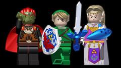 The Legend of Zelda - LEGO CUUSOO