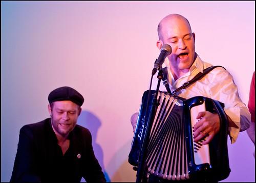 Geoff Berner Klezmer Trio