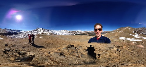 The Donenfeld Siblings say hello from Loveland Pass!!