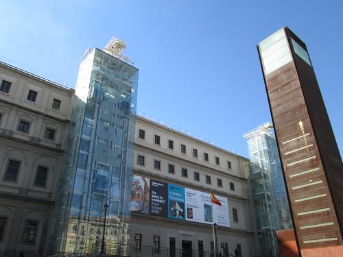 Centro de Arte Reina Sofía. Madrid