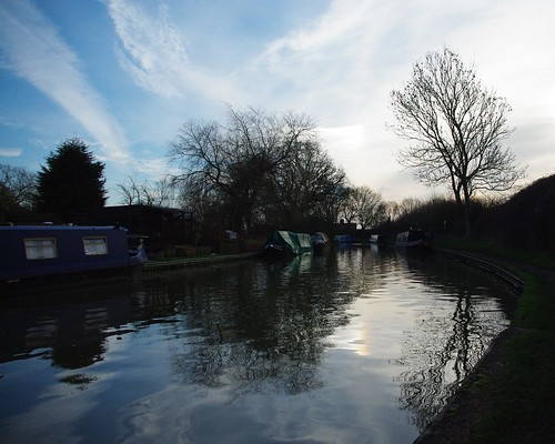 20130113-03_Grand Union Canal - Braunston by gary.hadden
