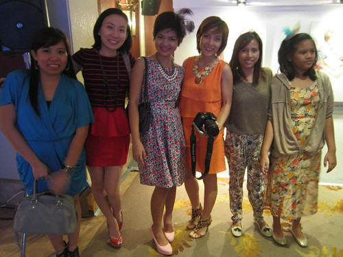 SM Babies event with mommy blogger friends :)