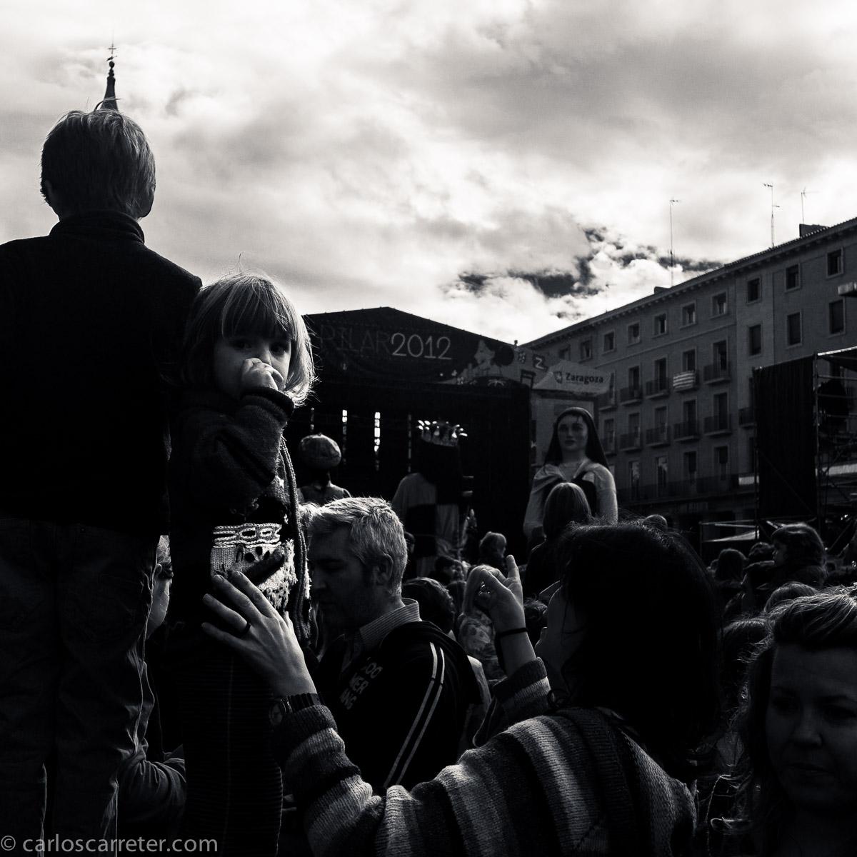 Niños y gigantes