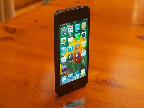 iPhone 5 Black & Slate 32GB