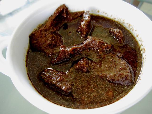 Masak hitam beef