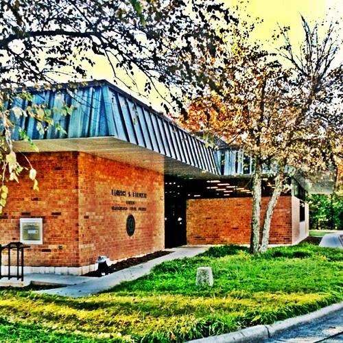 Benjamin Branch Library by Greensboro NC
