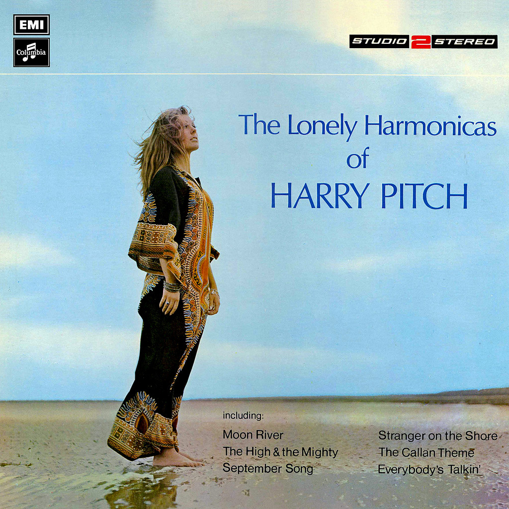 The Lonely Harmonicas of Harry Pitch