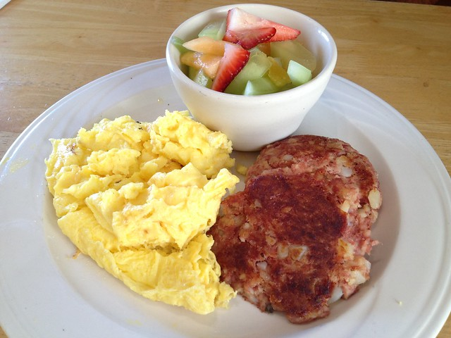 Traditional breakfast - Big Island Grill